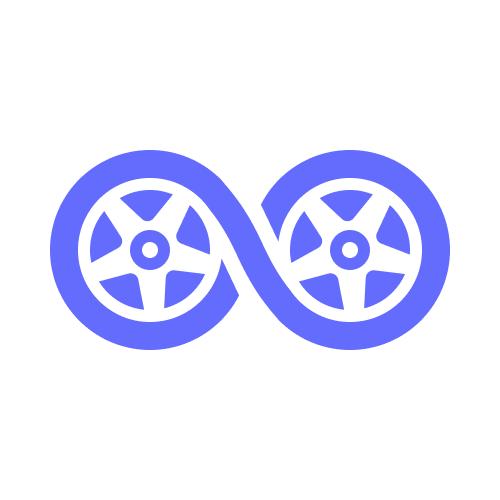 Логотип компании «ВсеКолёса»
