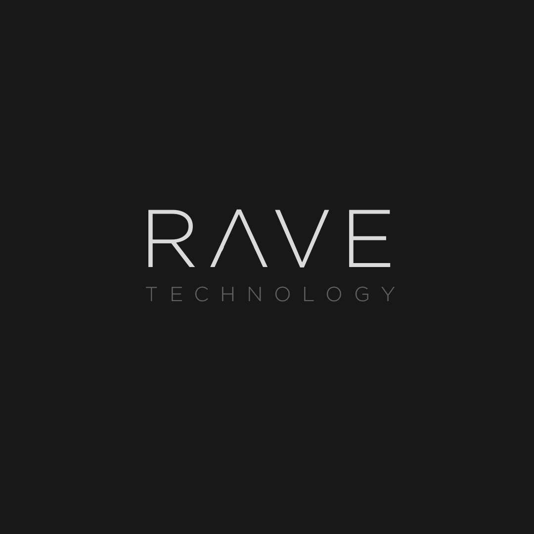 Логотип компании «Rave Technology»