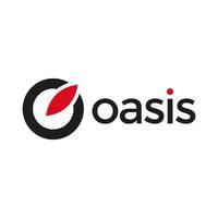 Логотип компании «ГК Оазис»
