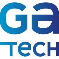 Логотип компании «GA Tech»