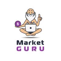 Логотип компании «MarketGuru»