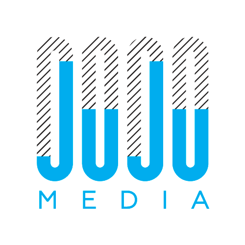 Логотип компании «JuJu Media»