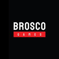 Логотип компании «Brosco Games»