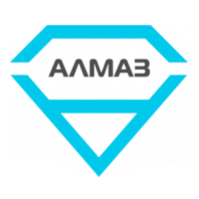 Логотип компании «АЛМАЗ»