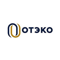 Логотип компании «ОТЭКО»