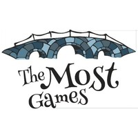 Логотип компании «The Most Games»