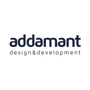 Логотип компании «Addamant»