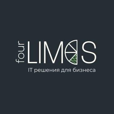 Логотип компании «4limes»