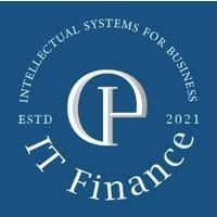 Логотип компании «АйТи Финанс»