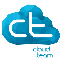 Логотип компании «Сloud Team»