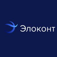 Логотип компании «Элоконт»