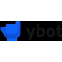 Логотип компании «ybot»