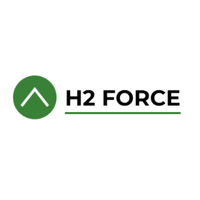 Логотип компании «H2F»