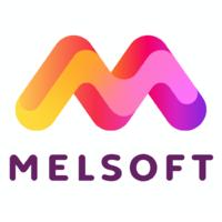 Логотип компании «Melsoft Games»