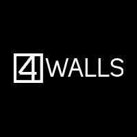 Логотип компании «4Walls»
