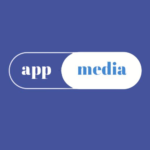 Логотип компании «AppMedia»