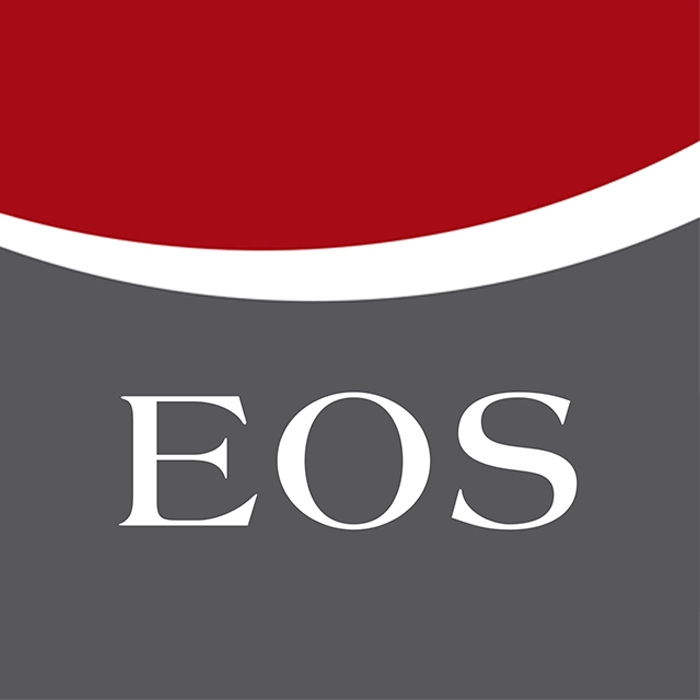 Логотип компании «ЭОС»