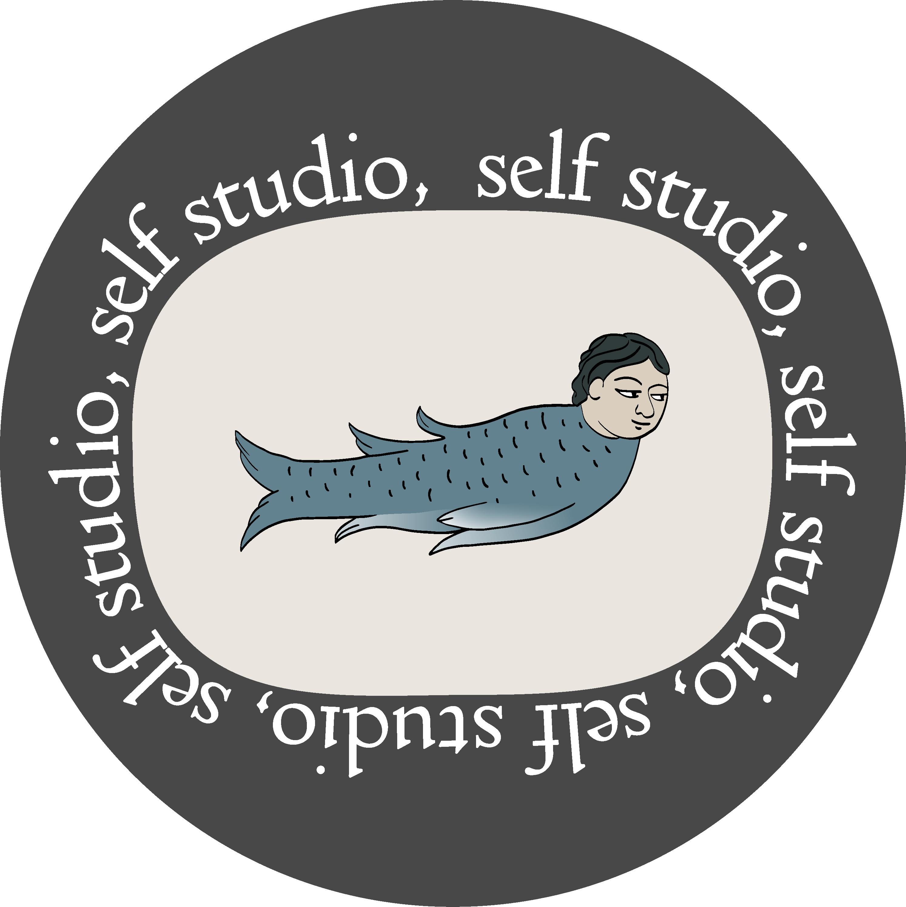 Логотип компании «Self Studio»