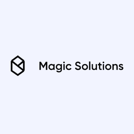 Логотип компании «Magic Solutions»