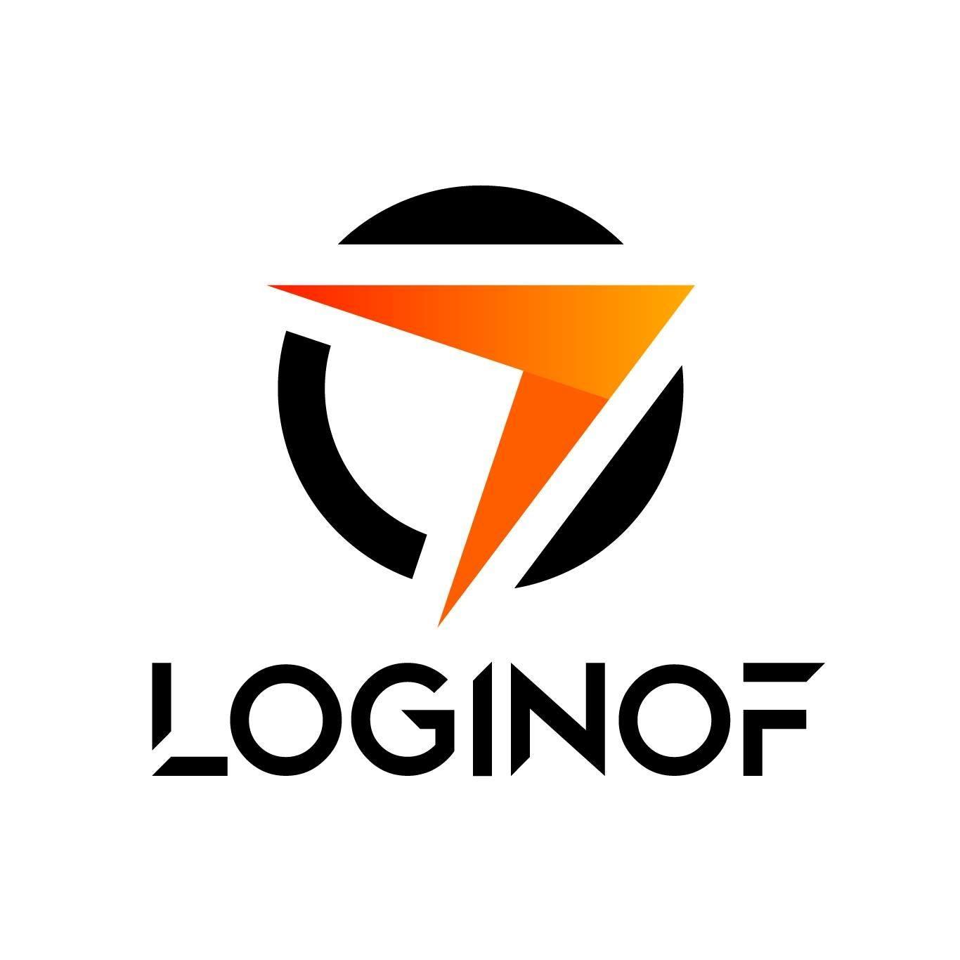 Логотип компании «Логиноф»