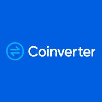 Логотип компании «Coinverter»