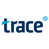 Логотип компании «TRACE IT»