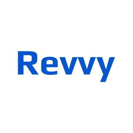 Логотип компании «Revvy»