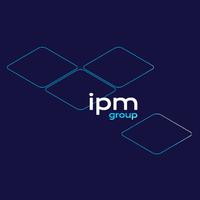Логотип компании «IPM Group»