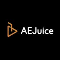 Логотип компании «AEJuice»
