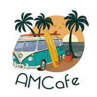 Логотип компании «AMCafe»