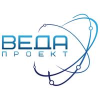 Логотип компании «ВедаПроект»