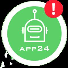 Логотип компании «ChatsApp»