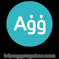 Логотип компании «AggLab»