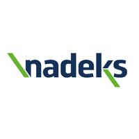 Логотип компании «NADEKS»