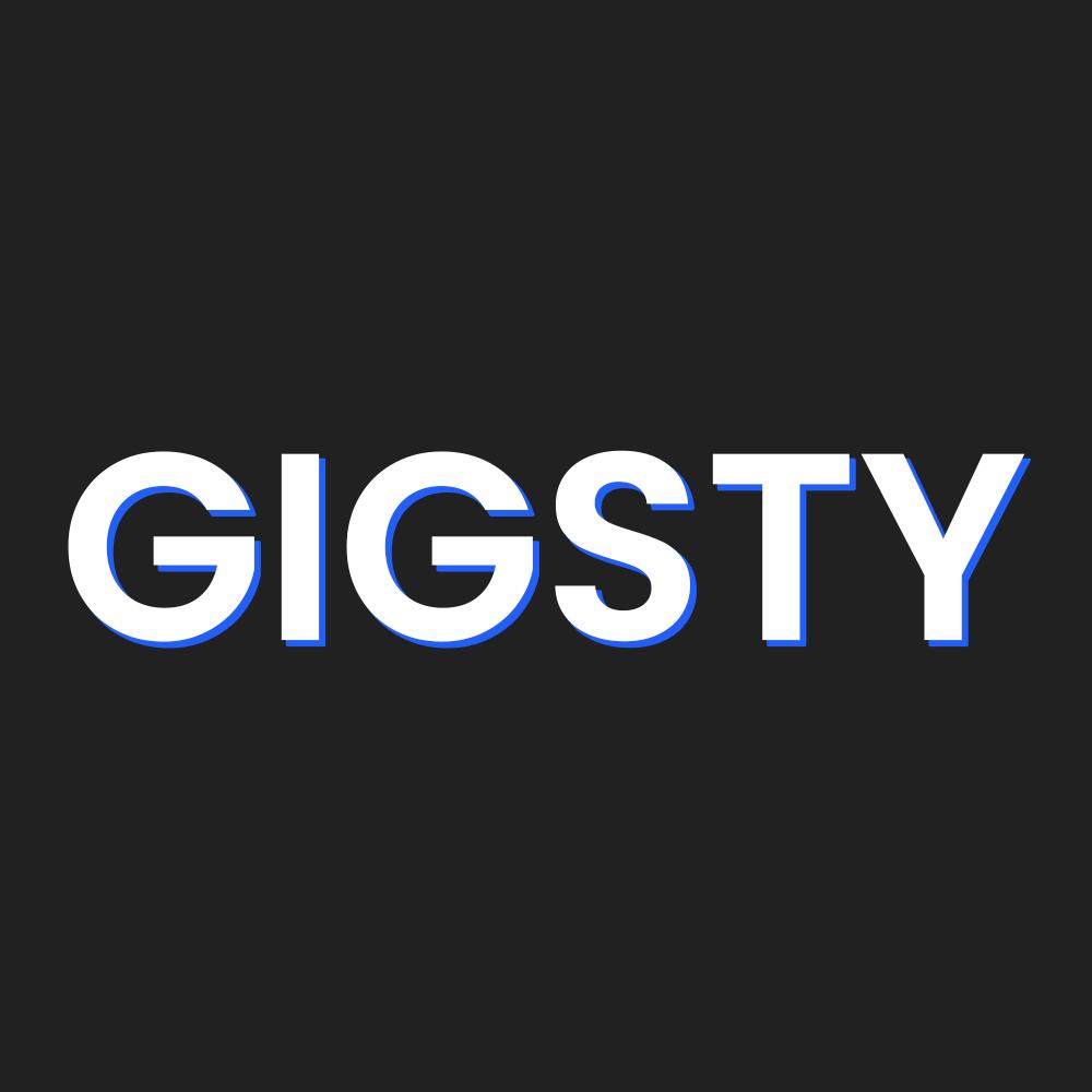 Логотип компании «Gigsty»