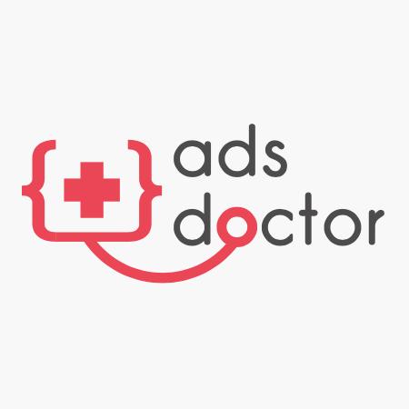 Логотип компании «ADS.Doctor»