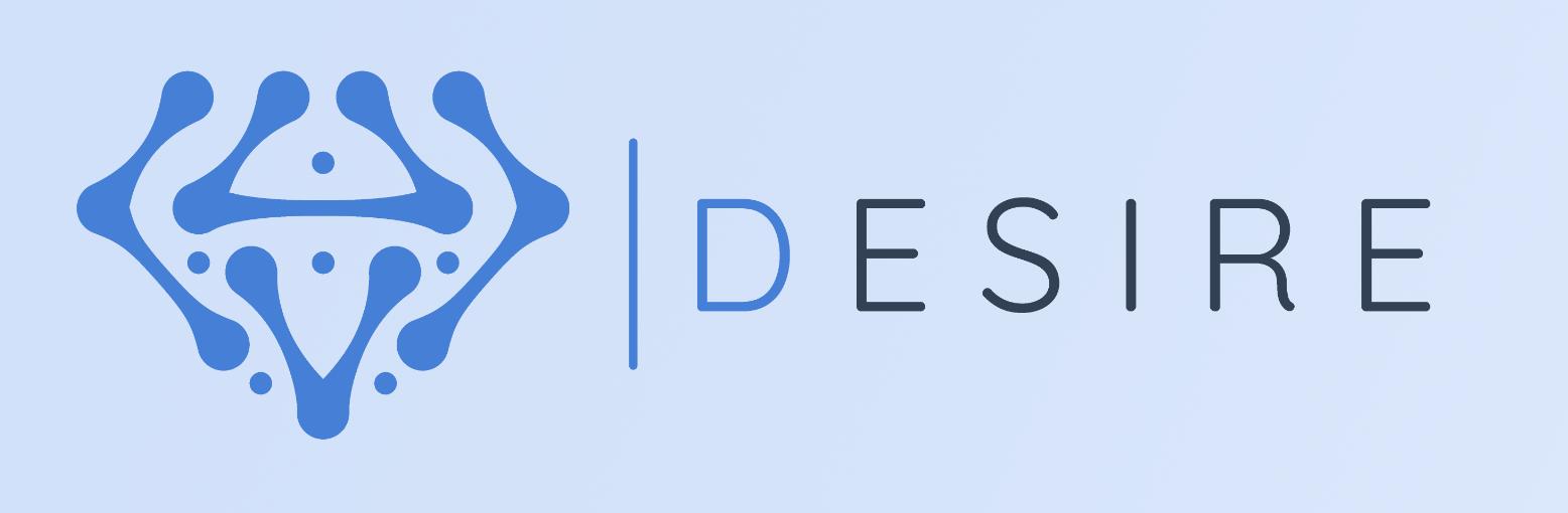 Логотип компании «Desire Media»