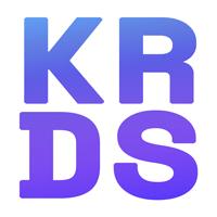 Логотип компании «КРДС»