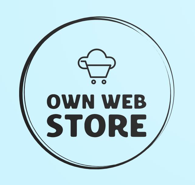 Логотип компании «OwnWebStore»