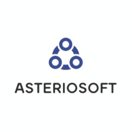 Логотип компании «Asteriosoft»