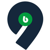 Логотип компании «B9»