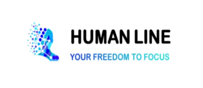 Логотип компании «Human Line»