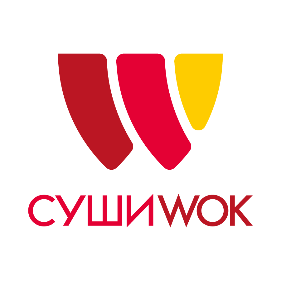 Логотип компании «Суши Wok»