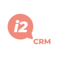 Логотип компании «I2CRM»