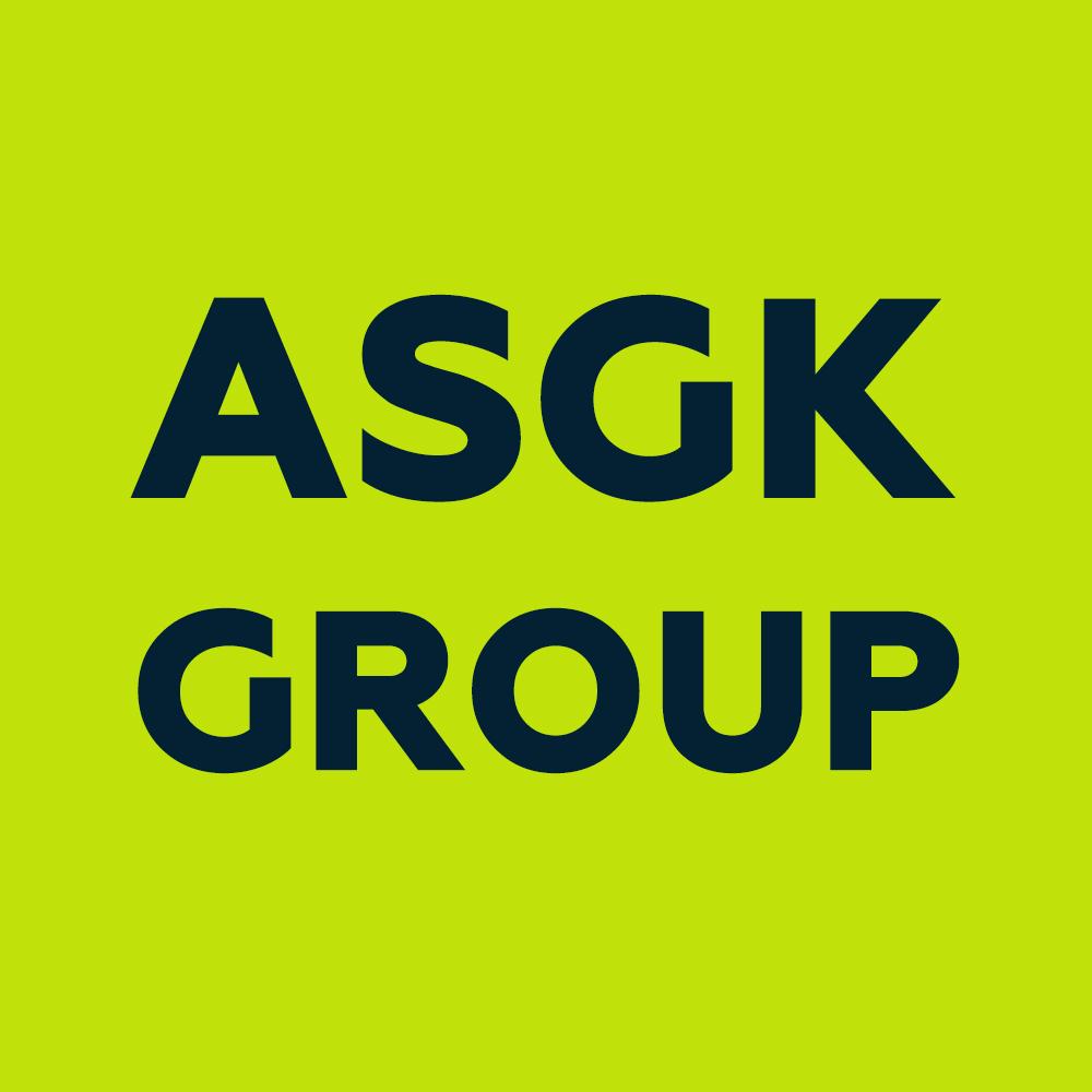 Логотип компании «ASGK-GROUP»