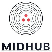 Логотип компании «MIDHUB»