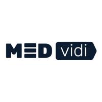 Логотип компании «MEDvidi»