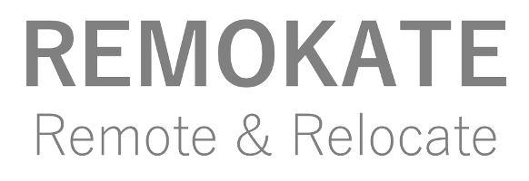 Логотип компании «Remokate»