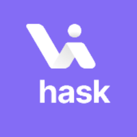 Логотип компании «Hask App»