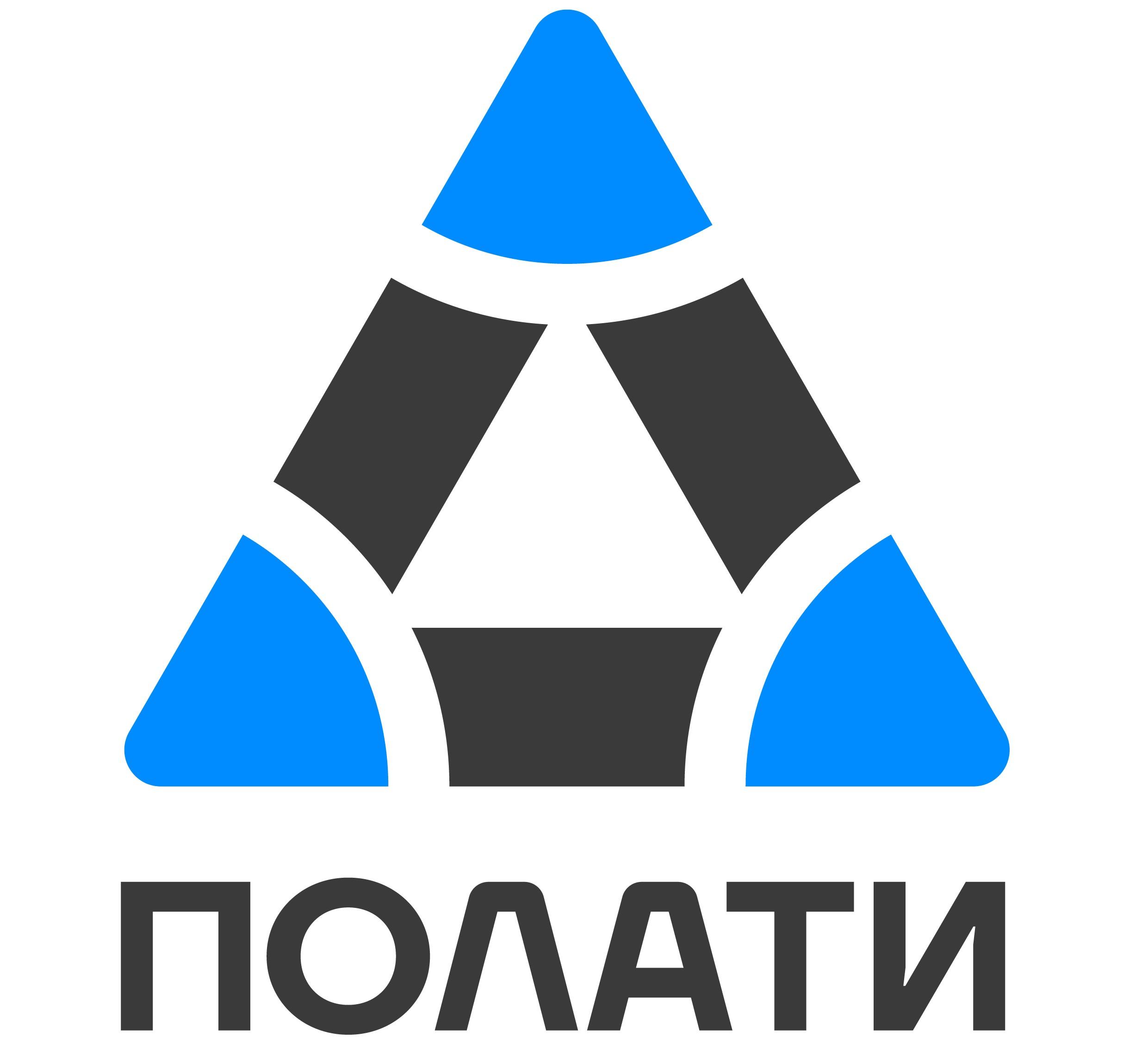 Логотип компании «Полати»